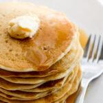 Vegan Pancakes Whole Food Plant Based No Oil