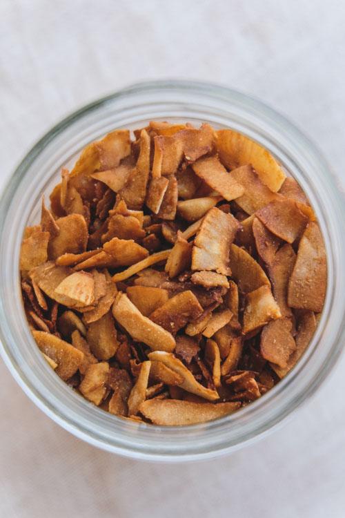 Coconut bacon recipe