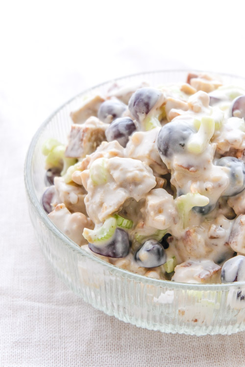 Vegan Chicken Salad Recipe