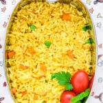 Yellow-Rice-Vegan-Lunch-Leftover-Fried-Rice-Bento