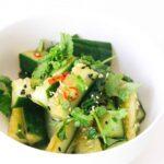 vegan cucumber salad cucumber relish instantveg