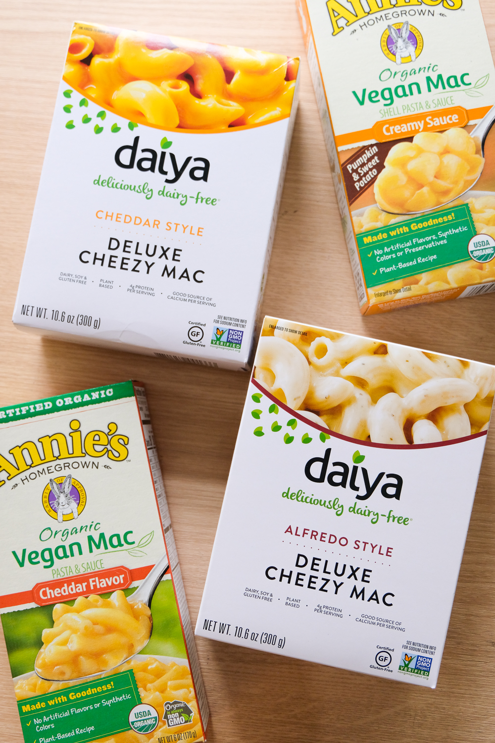 vegan boxed mac and cheese review